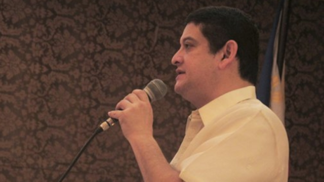 OPPOSED. Sen TG Guingona, one of the petitioners against the Cybercrime Law. Photo from Guingona's Facebook page