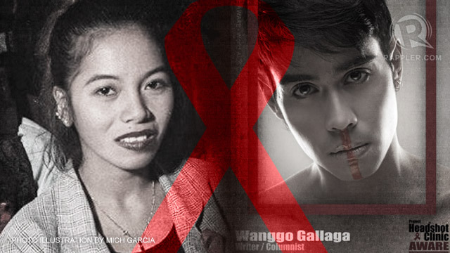 From Sarah Jane to Vincent: The changing face of HIV