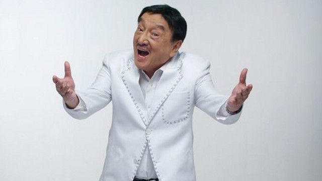 HUMBLE AND QUIET. Dolphy never took complete credit for his success. Photo from the Dolphy 'King of Comedy' Facebook page