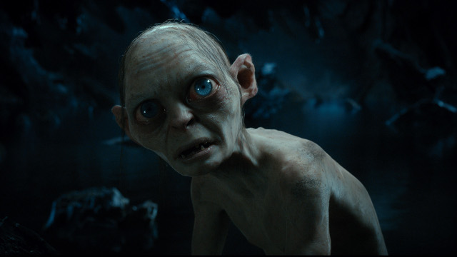 The latest animation technology makes Gollum more real than ever