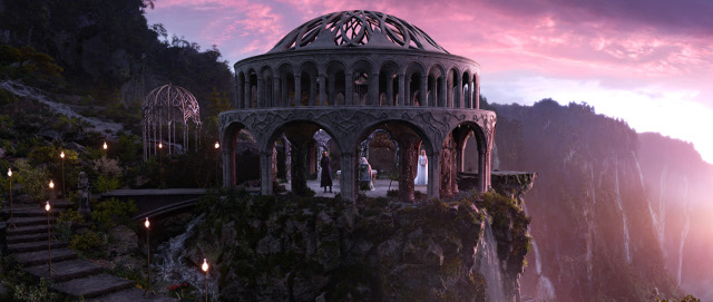 High frame rate technology renders Rivendell more vivid than ever before