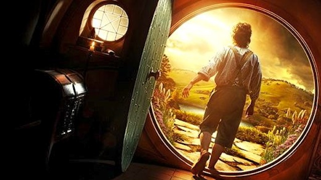 JOIN BILBO BAGGINS' ADVENTURE with real-life 'The Hobbit' treasure. Image from the movie's Facebook page