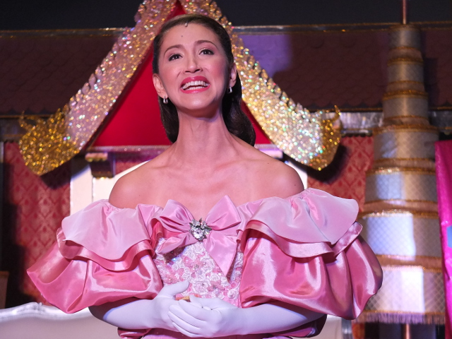 THE NEW ANNA. Menchu Lauchengco-Yulo will star in Resorts World Manila's 'The King and I' in January. All photos by Pia Ranada