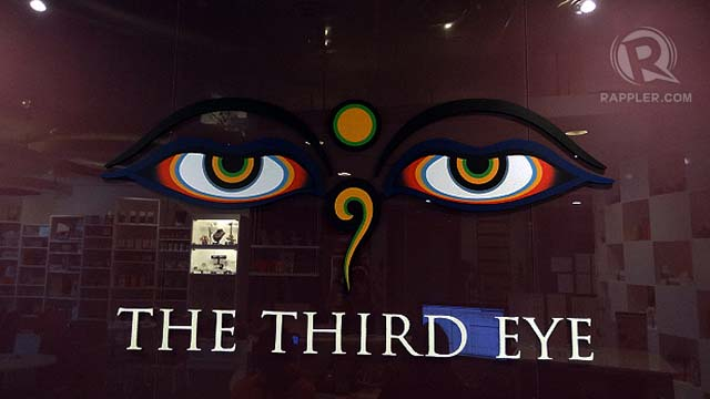 REFUGE IN THE CITY. The Third Eye Wellness Center is located in Fort Bonifacio, Taguig City. All photos by Ime Morales