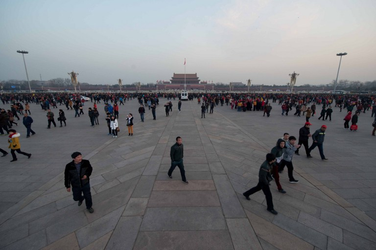 China blocks Tiananmen anniversary remembrance