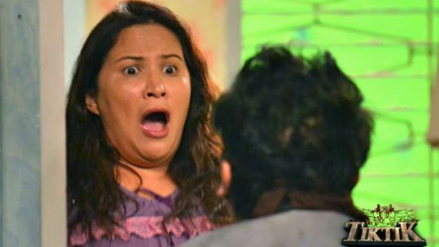 OMG, ANG ANAK NI JANICE! Janice De Belen plays Love Poe's mother.