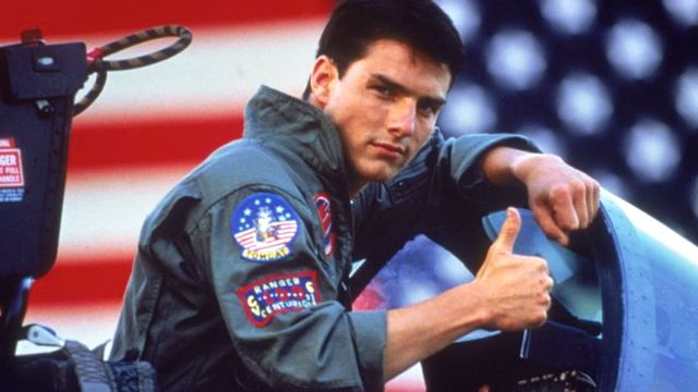 FOREVER MAVERICK. Will fans ever see Tom Cruise become Lt. Pete Mitchell again? Image from the Top Gun Facebook page