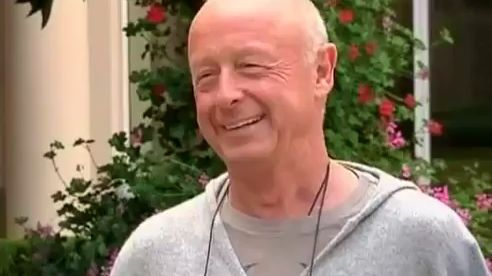 DIRECTOR TONY SCOTT. Screen grab from YouTube (BBCNews2012)