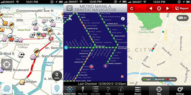 10 iOS apps for getting around holiday traffic