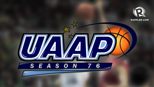 UAAP Season 76 Men's Basketball 2nd Round Schedule640