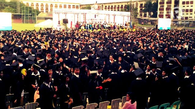 Makati Produces First Senior High School Graduates