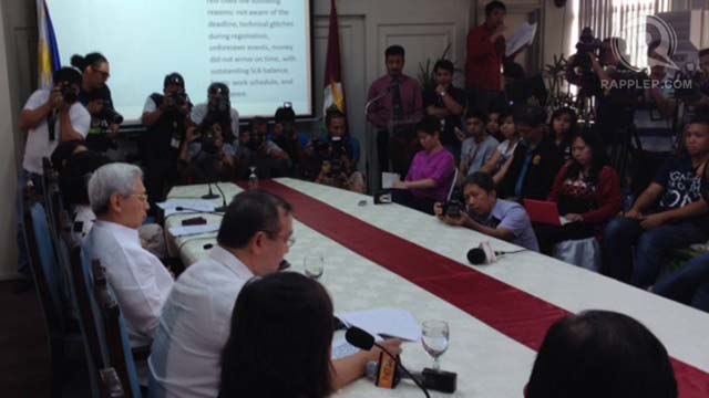 OUR SIDE. UP Manila Chancellor Manuel Agulto says administrators wish even bigger dreams for UP Manila students. Photo by Paige Occeñola