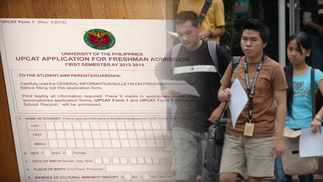 UPCAT CHALLENGE. Every first Saturday and Sunday of August marks the UPCAT season.