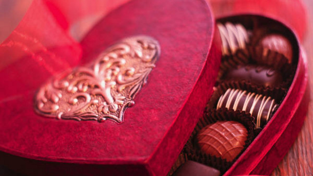 GOOD FOR THE HEART -- LITERALLY. Your Valentine chocolate can protect you from heart disease