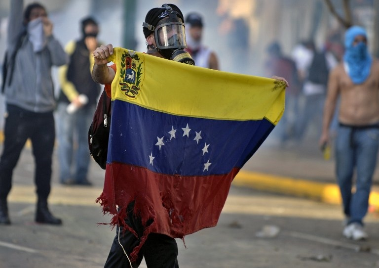 Unrest Continues in Venezuela