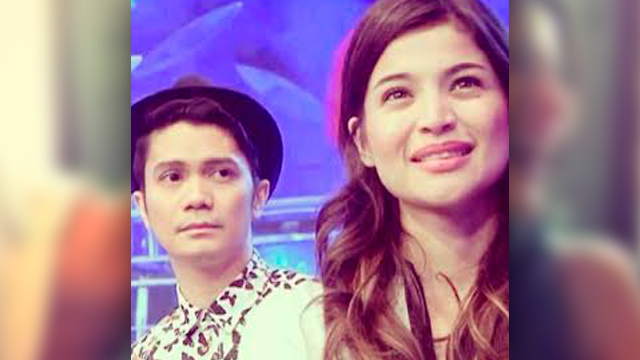 Anne Curtis And Vhong Navarro Vhong navarro and anne curtis