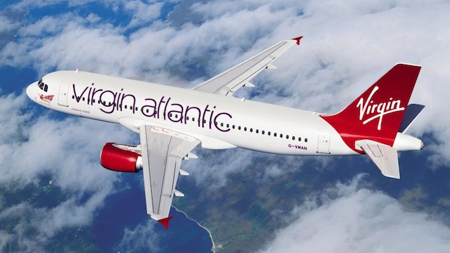 DELTA IN CHARGE. Virgin Atlantic Airways will retain its brand and operating certificate. Photo from Virgin Atlantic's official Facebook page