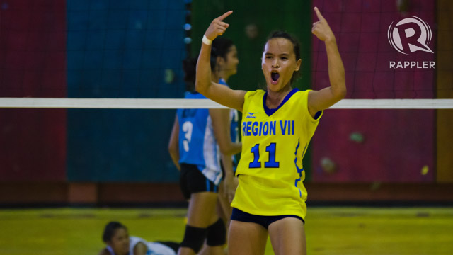 Palaro girls volleyball semifinals preview