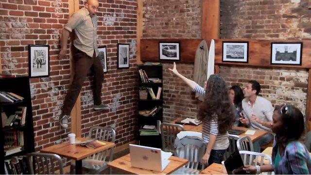 Δείτε την απίστευτη φάρσα: Βγήκαν για καφέ και έζησαν το απόλυτο.. θρίλερ!