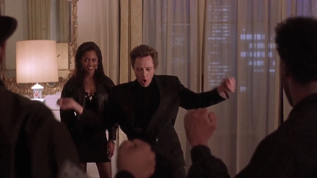 Webhits: Christopher Walken busts some moves in video mashup
