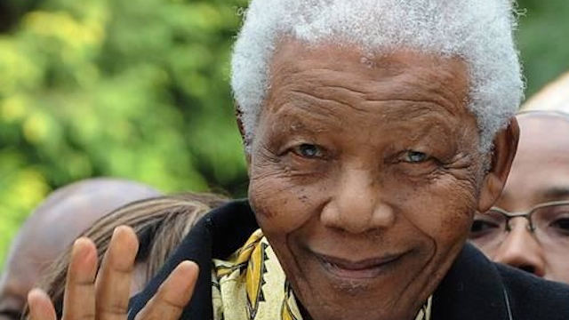 FATHER OF THE NATION. Mandela was jailed for almost 40 years and led the struggle against apartheid before becoming President of South Africa between 1994 and 1999. Photo from his Facebook fan page