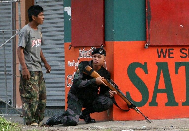 Zamboanga siege: A hostage's story
