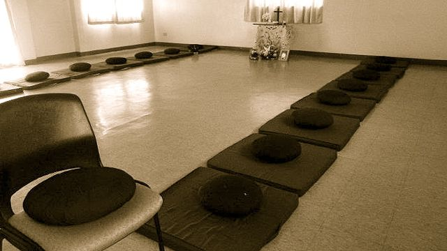 A CLEARER VIEW OF a zendo