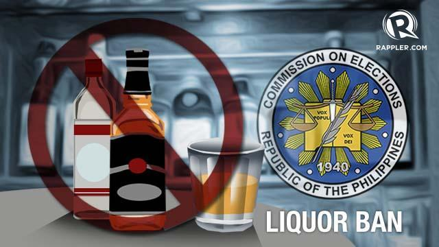TRO for liquor ban extension? 'Let's drink to that!'