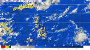 Monday: Rain in parts of Mindanao, north Luzon