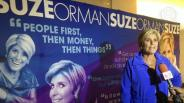 Stop spending on cosmetics, 'toys' - Suze Orman