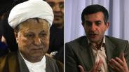 Iran bars Rafsanjani from presidential bid