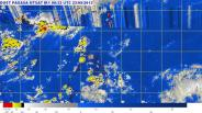 ITCZ, cold front still bringing wet weather