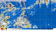 Rain in northern Luzon, southern Mindanao