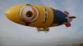 'Despicable Me' minion flies...