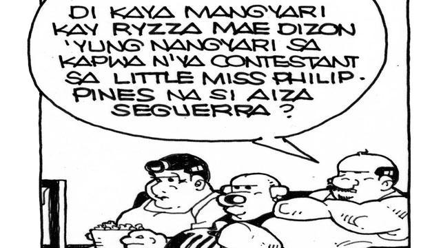 #PugadBaboy: Ryzza and the lesbians