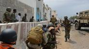 8 killed as Shebab insurgents attack UN base in Somalia