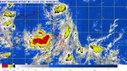 Emong exits; LPA now west of Batangas