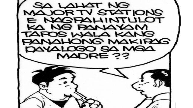 #PugadBaboy: The irrational fear of nuns