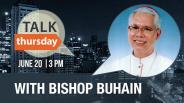 #TalkThursday with Bishop Buhain