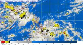 Potential storm spotted east of GenSan
