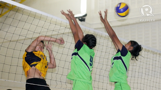 Palaro girls volleyball quarterfinals preview