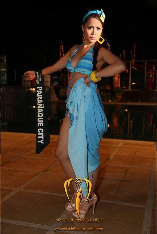 Ms PH Earth Parañaque City: Kimberly Tristine Ledesma