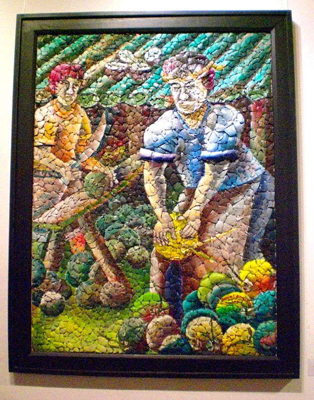 Sinirangan: Off the beaten path through art