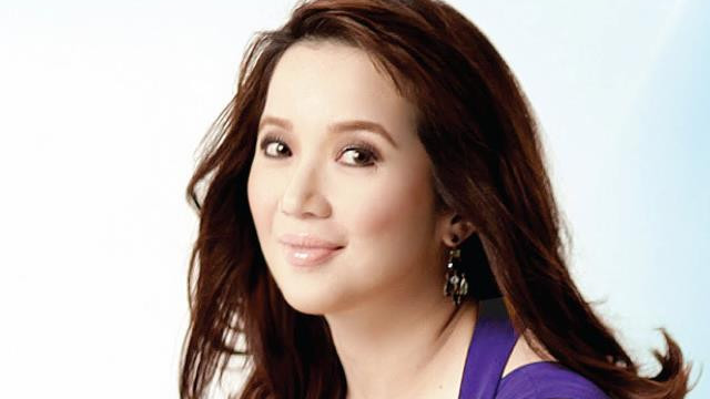 SENATOR, GOVERNOR, OR VICE PRESIDENT? Whether Kris Aquino will run in 2016 and for which national post is anybody's guess. Photo courtesy of Universal Records from the Kris Aquino Facebook fan page
