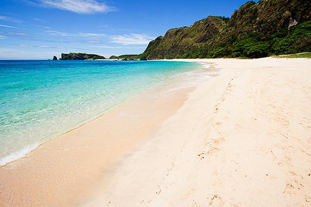 unspoiled white beaches luzon