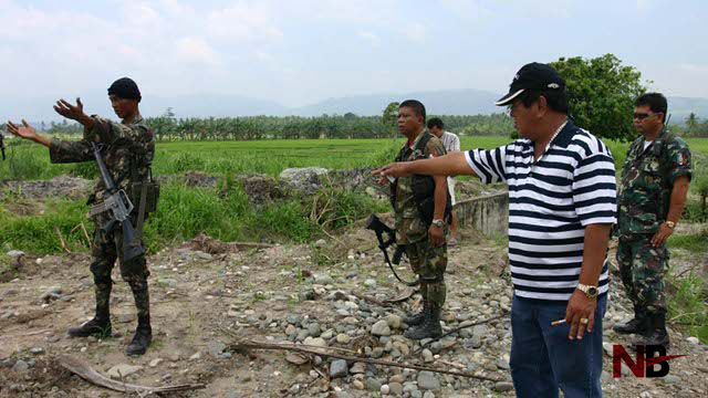 """NO VIOLENCE. Election day in Negros Occidental was """"generally peaceful."""""""