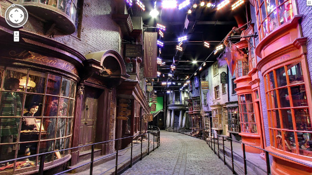 World of harry potter in google street view gumiabroncs Gallery