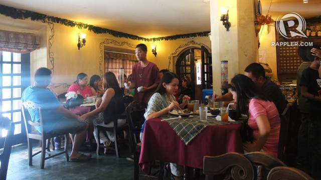 CAFE LEONA. The home-cooked Vigan and Filipino cuisine and cozy interiors make this restaurant a must-visit