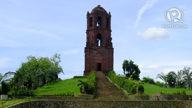 GUARDIAN OF THE CITY. The Bantay Bell Tower has witnessed so much of Ilocos Sur's history, from revolts against the Spaniards to atrocities of World War II