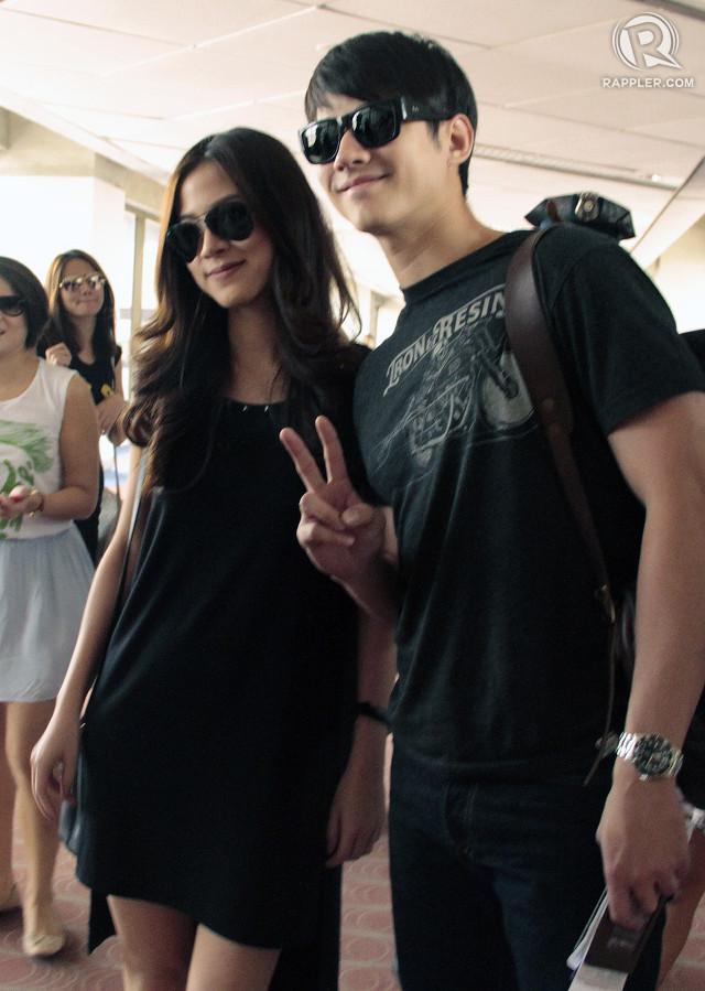 Bai fern pimchanok and mario maurer dating